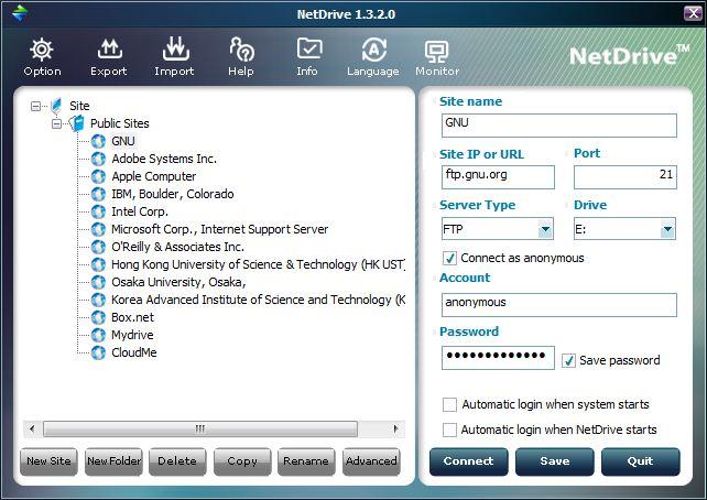 netdrive 4.1